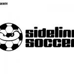 Sideline Soccer Logo