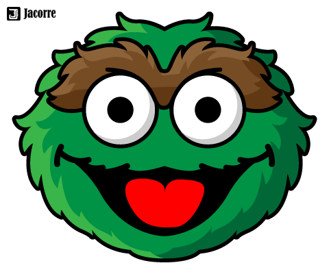 jacorre  u00bb oscar the grouch soccer clip art on pinterest soccer clip art on pinterest